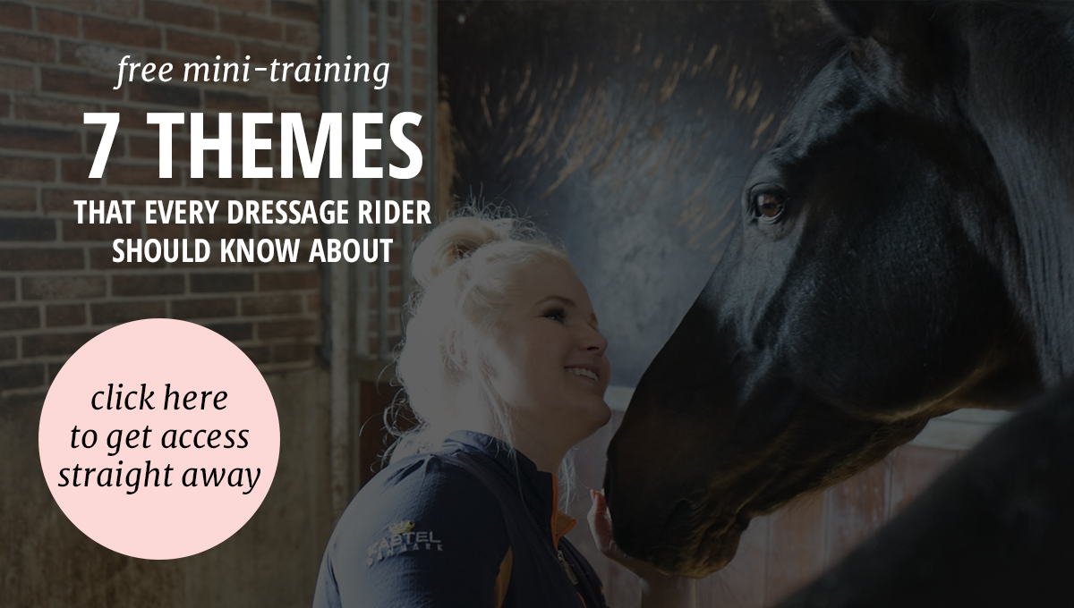 Ongebruikt DressageProMovement - Dressage training online PP-85